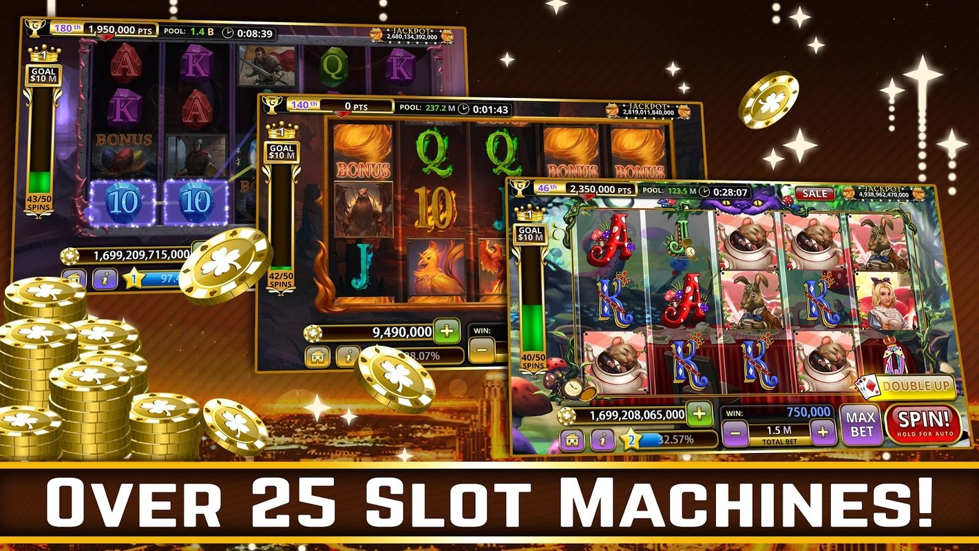 Las Vegas Slots Free Download