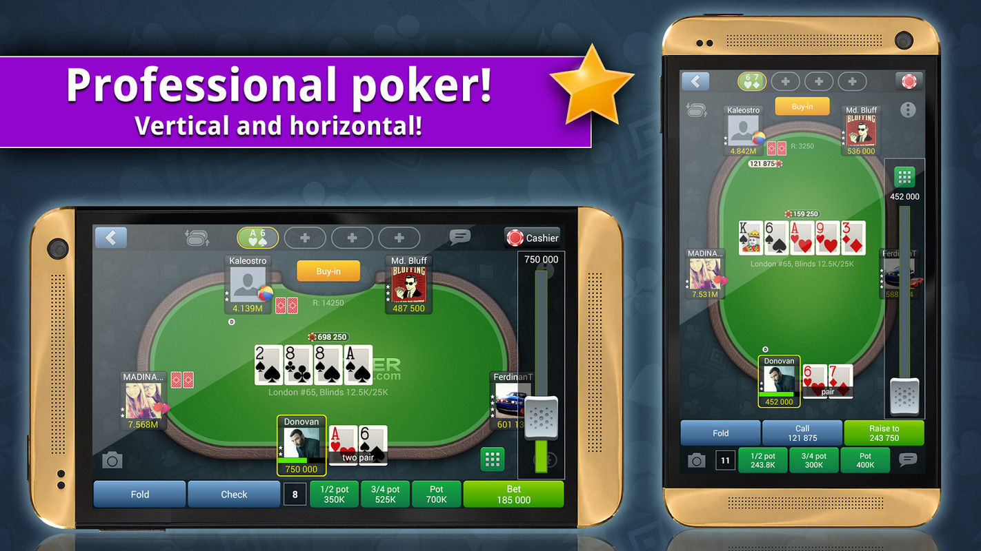 download poker for android