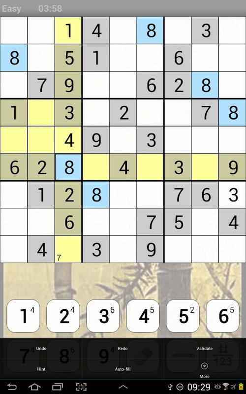 t online sudoku
