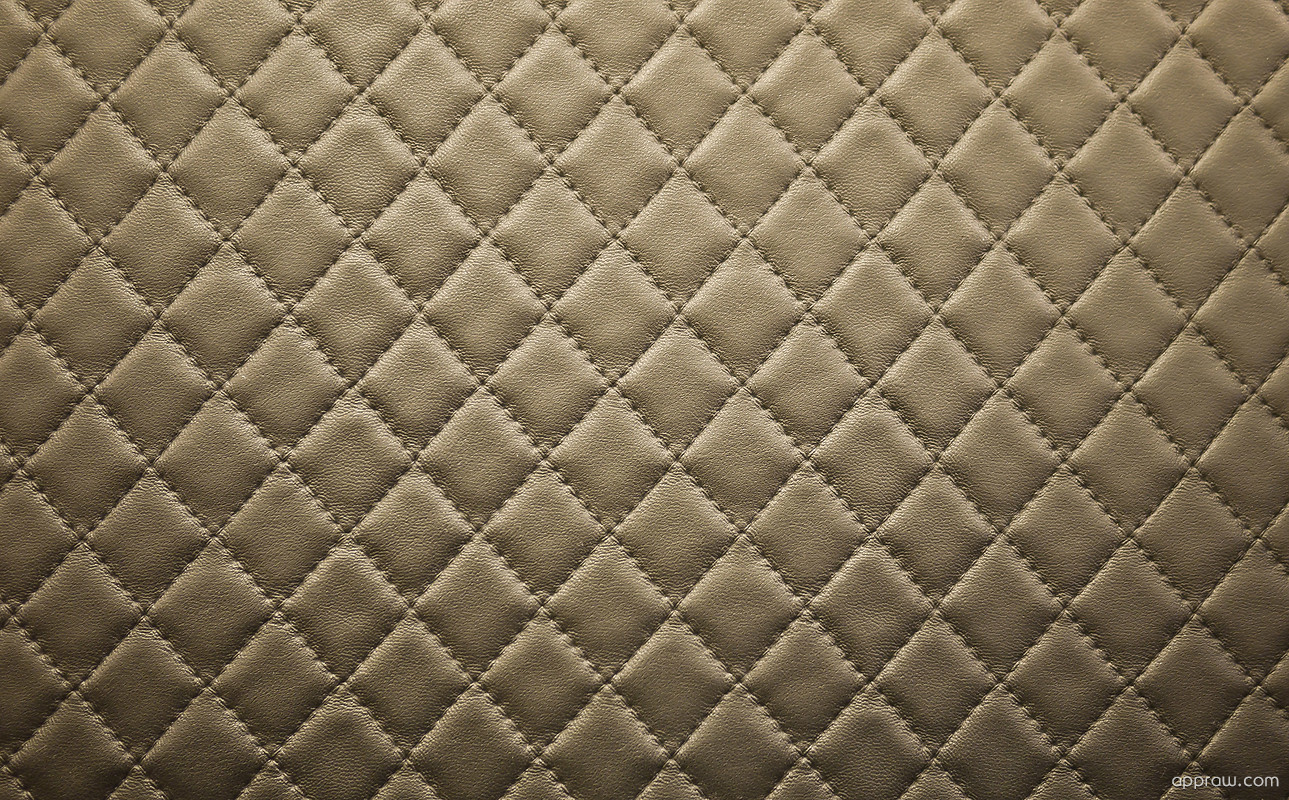 Quilted Leather Pattern Wallpaper download - Quilted HD