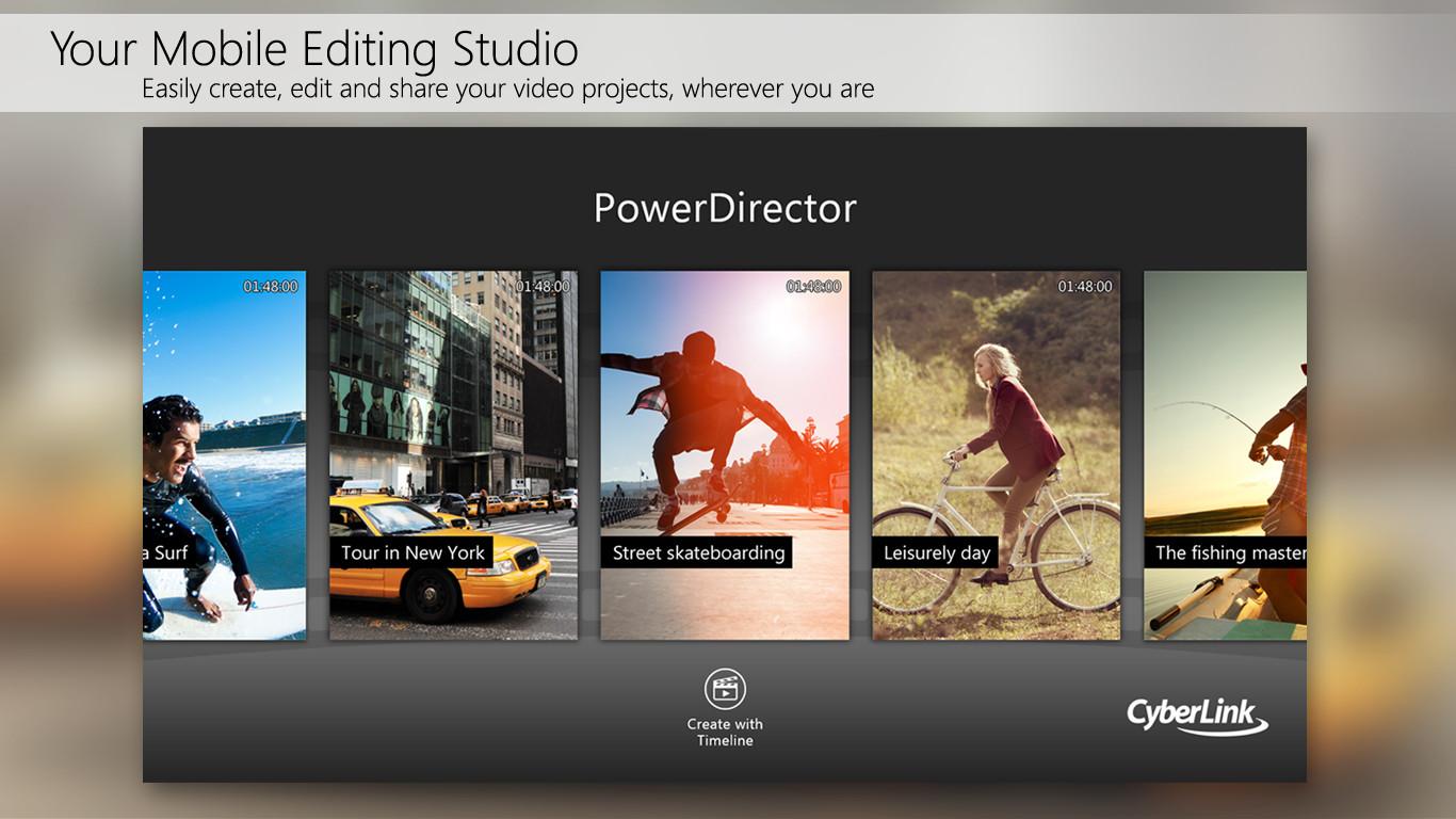 Powerdirector Video Editor Apk Free Media Video Android App