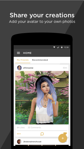 IMVU Mobile APK Free Social Android App download - Appraw