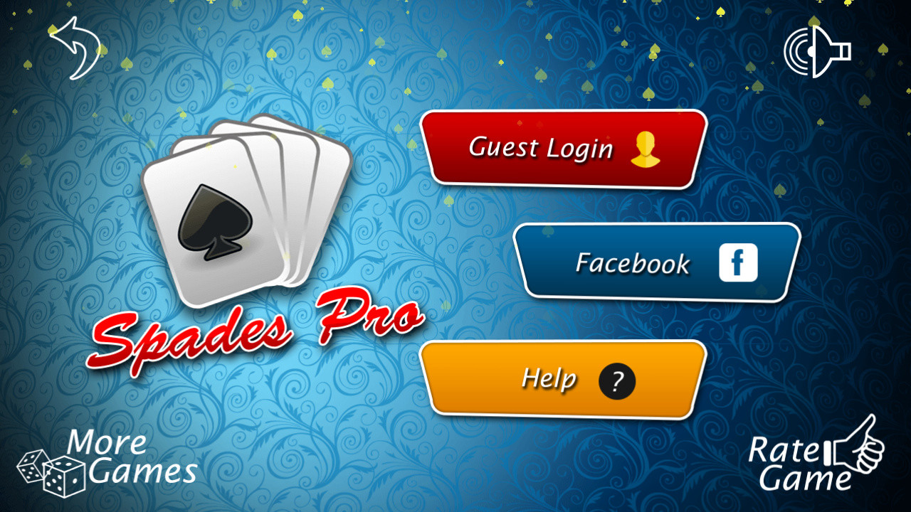 Spades pro apk free card android game download appraw