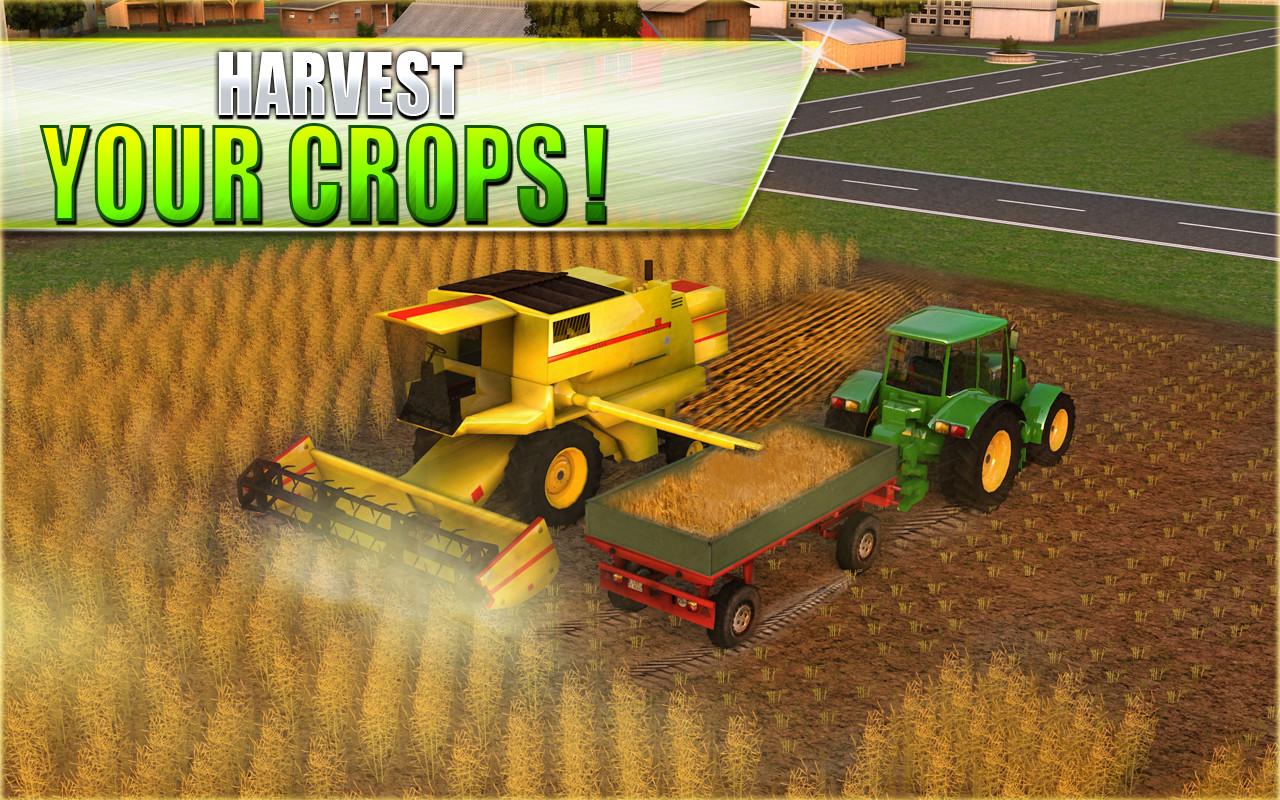 Traktor Simulator 3d
