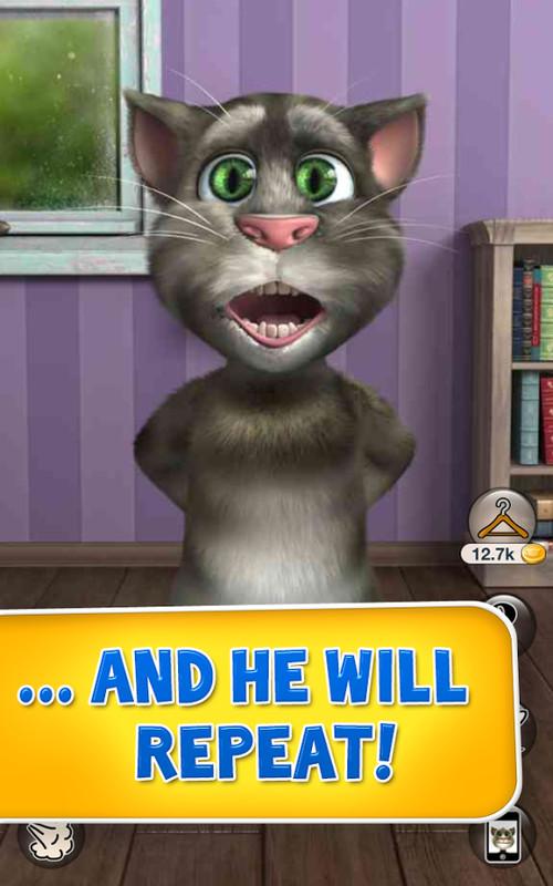 talking tom cat 2 free apk free android app appraw
