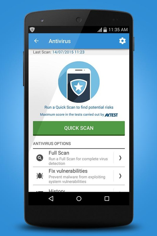 Virus Cleaner App For Android