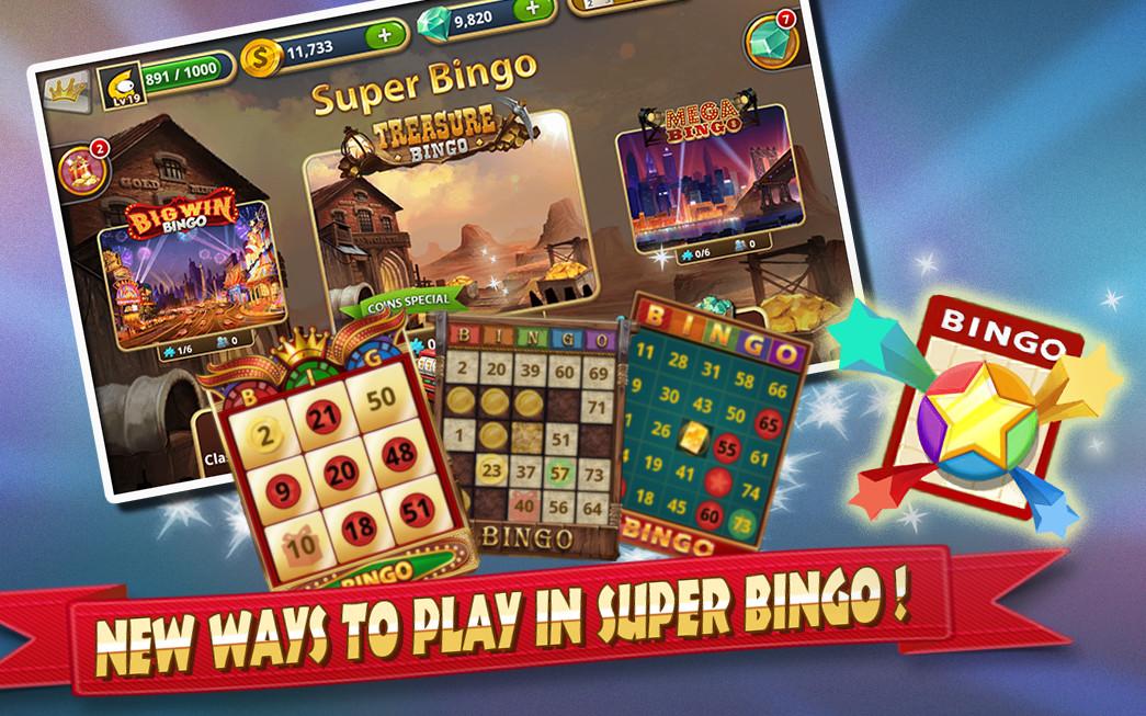 Free Slot Games Bingo