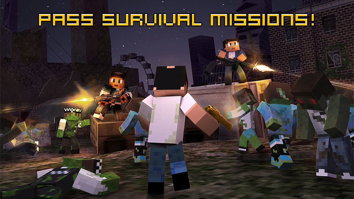 Block City Wars APK Free Simulation Android Game download