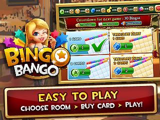 Bingo Bango - Free Bingo Game