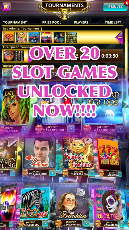 free slot game for android