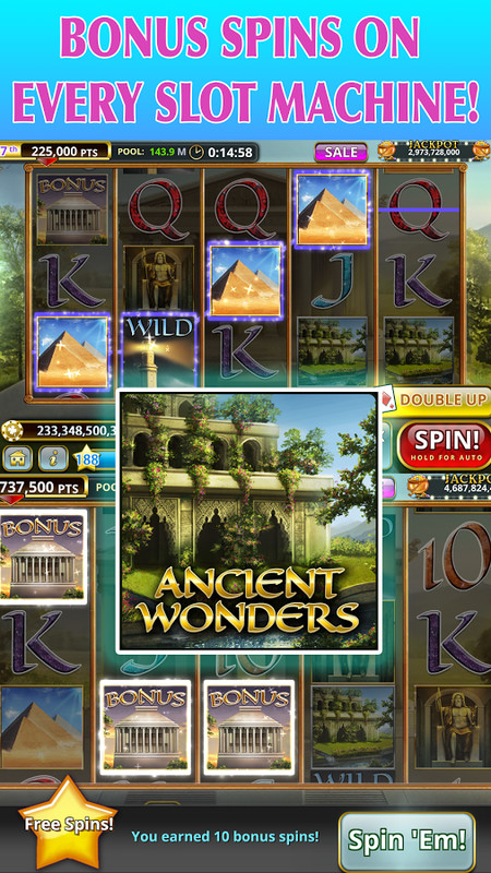 free slot machine games for android