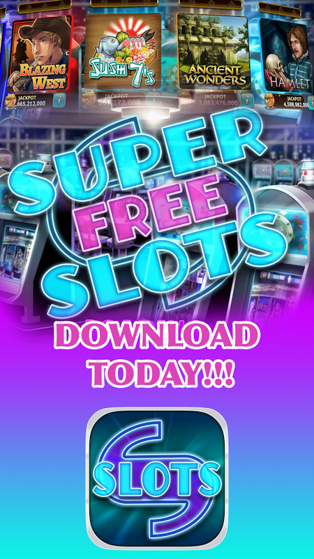 slot machine games download
