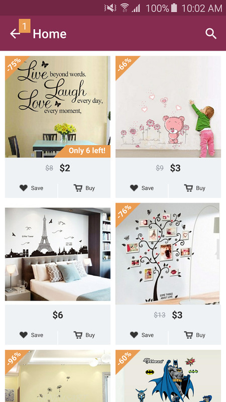Home - Design & Decor Shopping APK Free Shopping Android