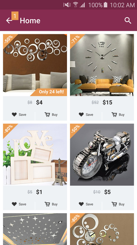 Home Design Decor Shopping APK Free Shopping Android