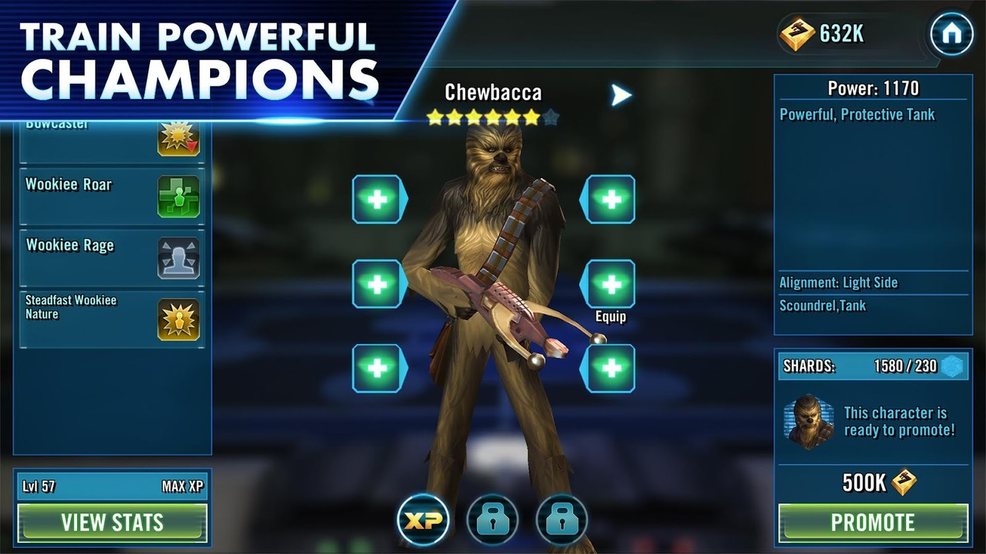 Star Wars™: Galaxy of Heroes – Apps bei Google Play