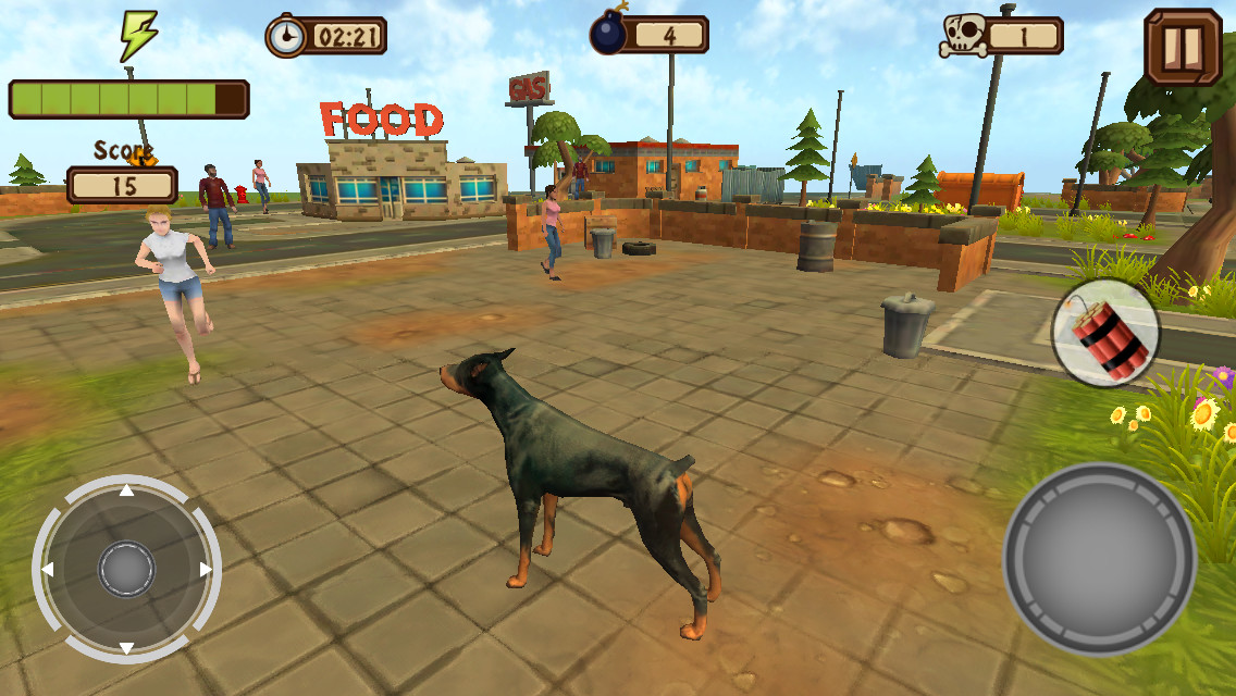 Dog Games For Free