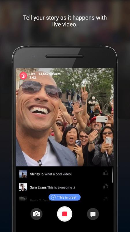 download facebook stories video