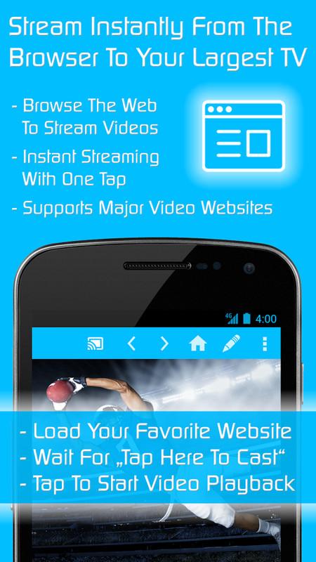 Video  Tv Cast  Chromecast Apk Free Media  Video -8109