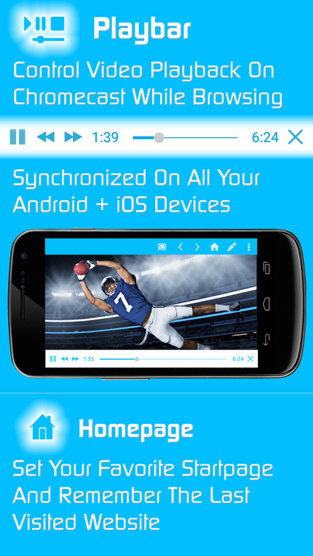 chromecast apps android free download