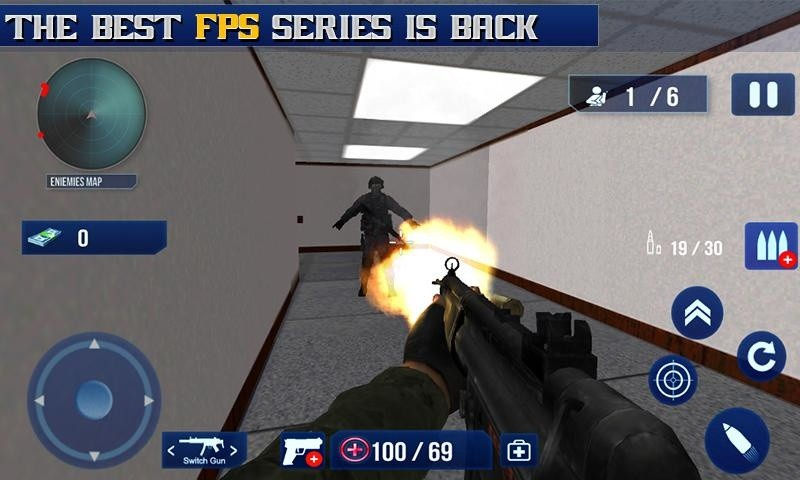 Anti-Terrorism Shooter on PC Download (Windows 8/8.1/7 & Mac)