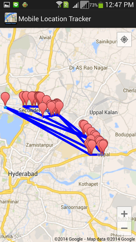 Mobile Location Tracker Apk Free Android App Download Appraw