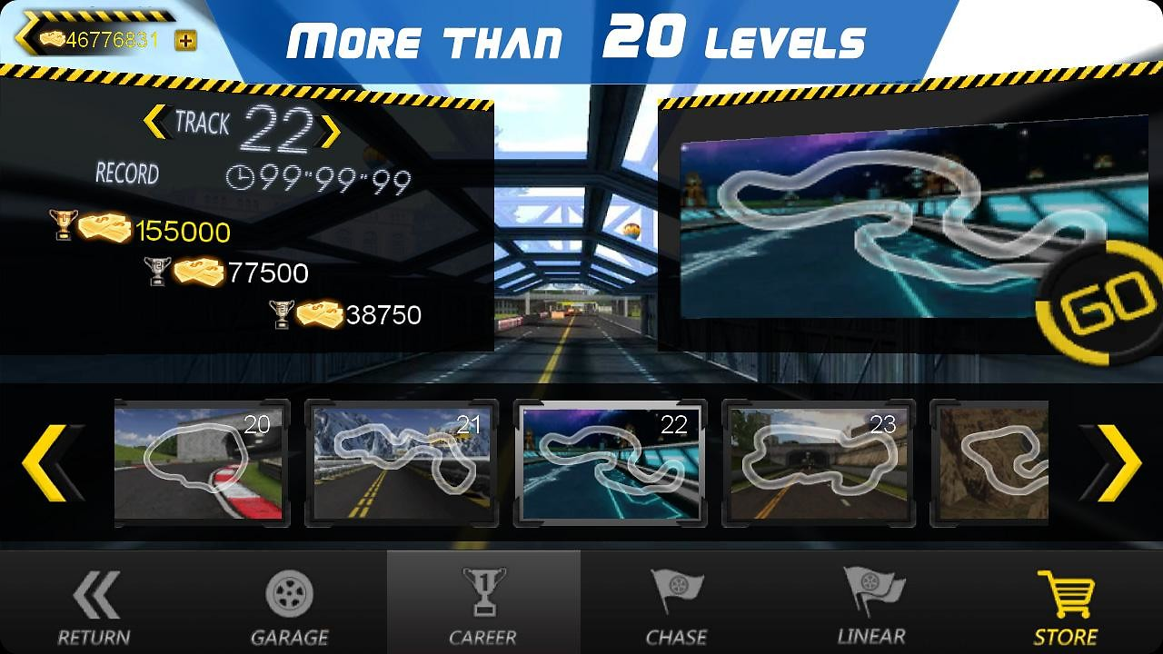 free 3d racing games for android phones