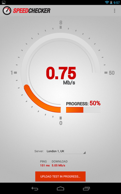 Internet Speed Test 3G,4G,Wifi APK Free Tools Android App ...
