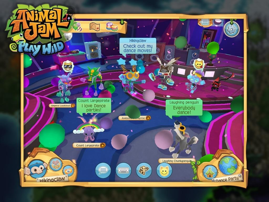 animal jam 2 player games
