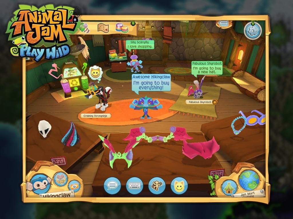Animal Jam is an online virtual world launched in by WildWorks. With about million registered players, Animal Jam is one of the fastest-growing online children's properties in the world. Animal Jam is free to play using most of the game's features, but exclusives can only be obtained by purchasing a .