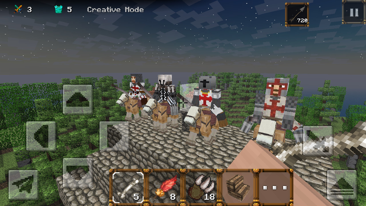 Home free android games medieval craft 2 castle build android game