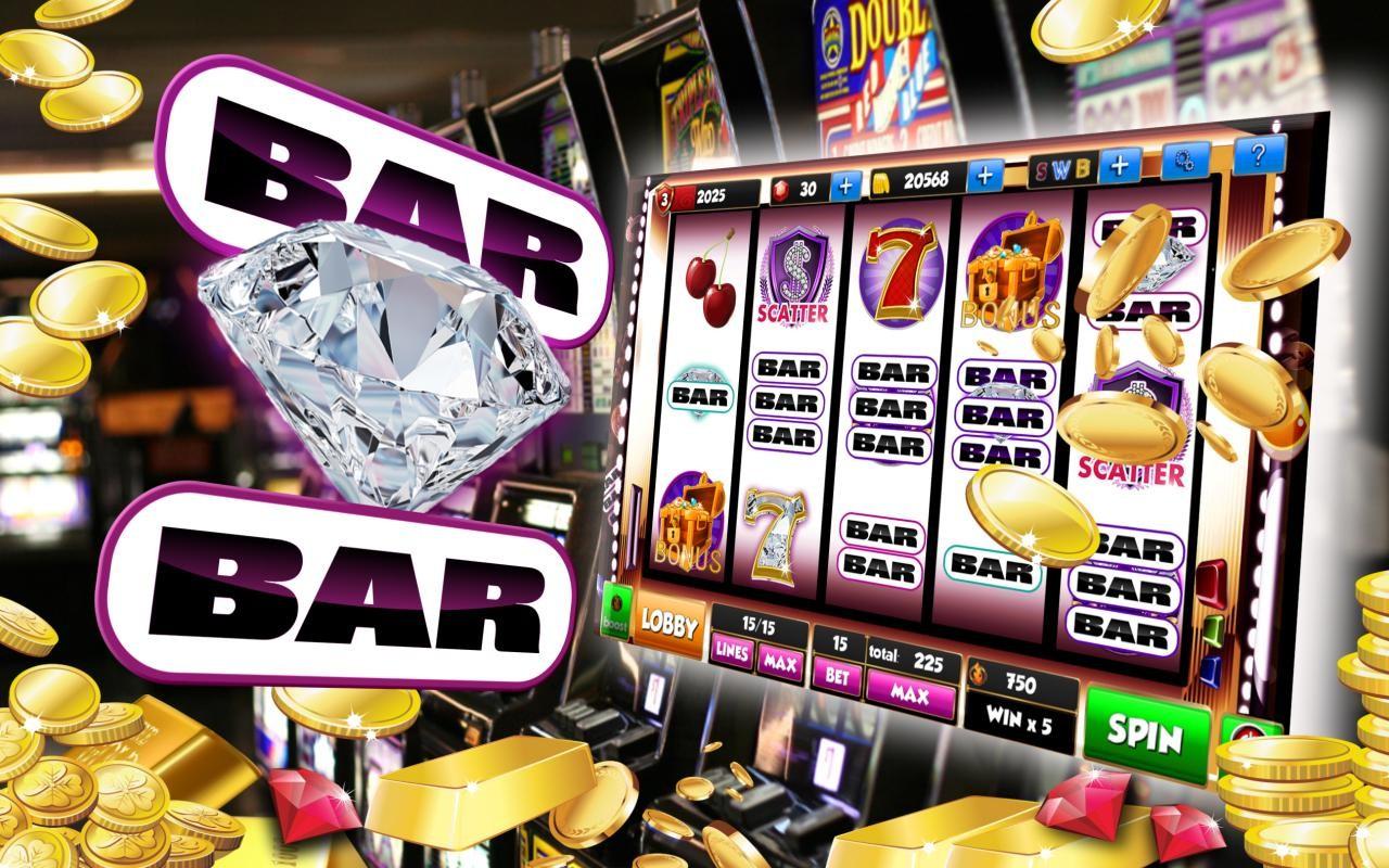 Super Diamond Slots