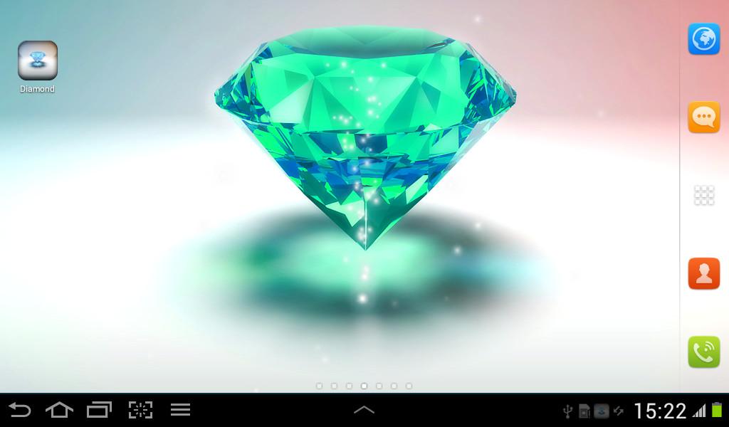 Diamond Live Wallpaper Free Android Live Wallpaper ...