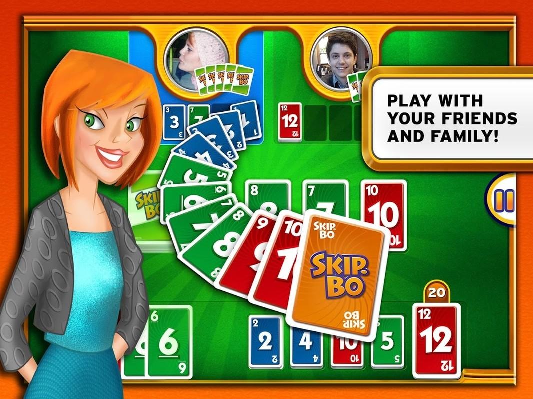 Skipbo Online Spielen