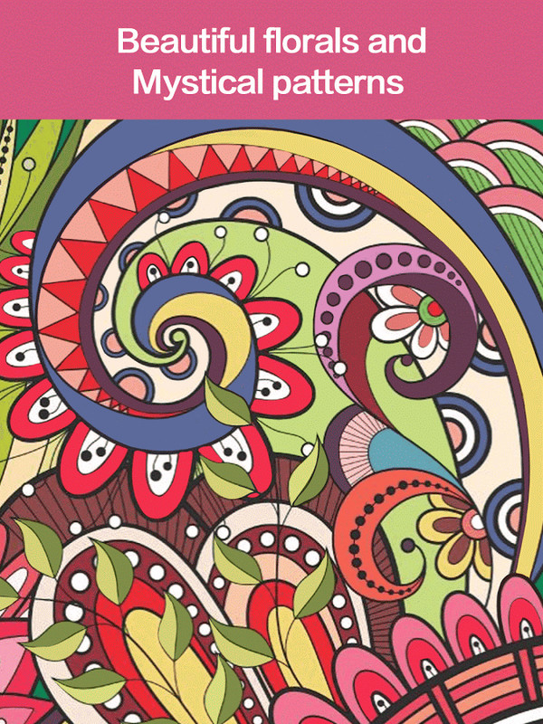 Adult Coloring Book Premium Apk Free Android App Download - Appraw-2318