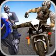 Bike Attack Race : Stunt Rider Icon