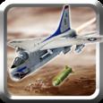 World War Airborne Fighter Icon