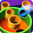 3D Roller Ball Icon