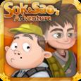 Sok and Sao's Adventure Icon