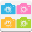 Class Camera -gallery organize Icon