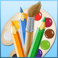 One Touch Draw/sketch & Paint Icon