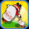 Santa Toss 3D Icon