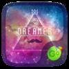 Dreamer GO Keyboard Theme Icon