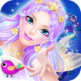Princess Salon: Mermaid Doris Icon