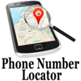 Phone Number Locator Icon
