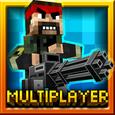 Pixel Fury: 3D Multiplayer Icon