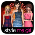 Style Me Girl: Free 3D Dressup Icon