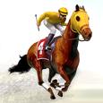 Photo Finish Horse Racing Icon