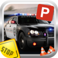 Police Car Parking Simulator Icon