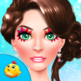 Ballet Makeover Salon Icon