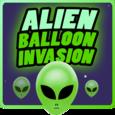 Alien Balloon Invasion Icon